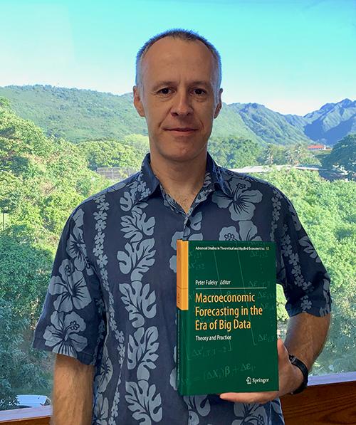 Peter Fuleky Macroeconomic Forecasting in the Era of Big Data