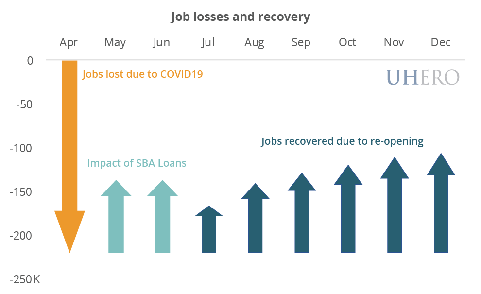 Job Losses and Recovery