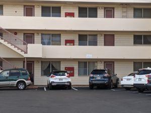 Apartment building Honolulu