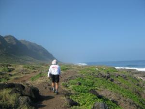 Ka'ena Point State Park, Oahu (Photo by James Mak)