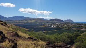 Solar farm in Waianae