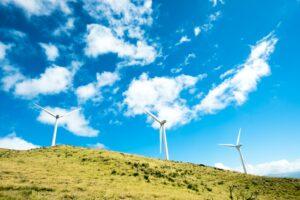Maui wind turbines by Tim Foster on Unsplash